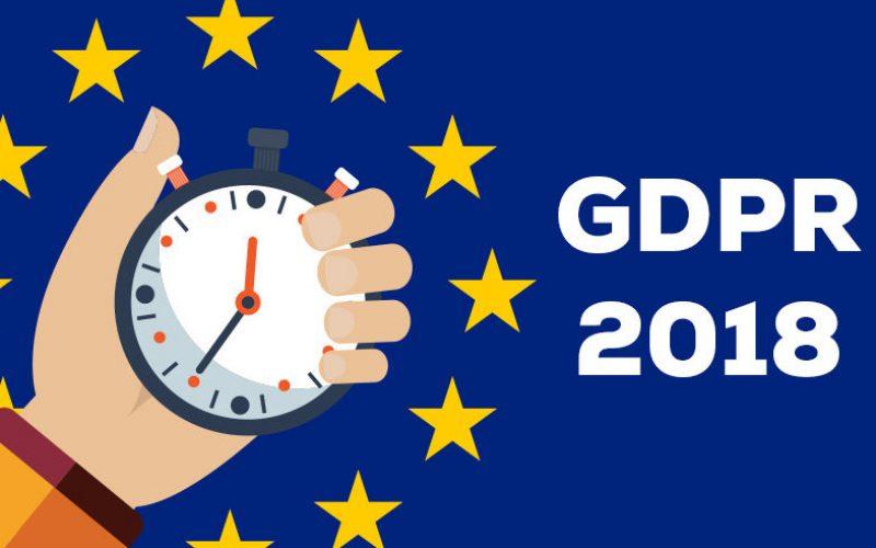 Conformità alGDPR e Informativa privacy 2018 –siete prontiper il25 maggio 2018?