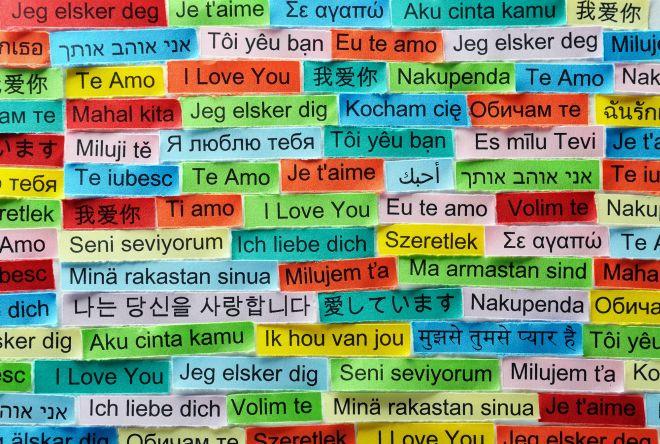 San Valentino, l'occasione migliore per scrivere ti amo in tutte le lingue del mondo